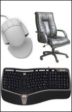 Save Your Back and Wrists: Top Ergonomic Tips